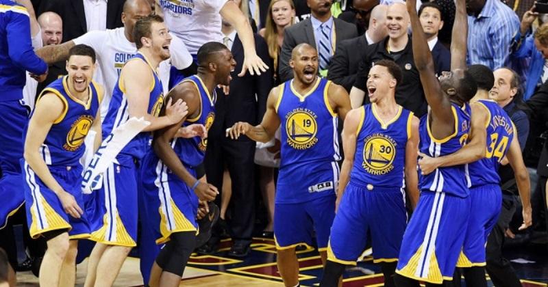 Los Warriors se alistan para la próxima campaña